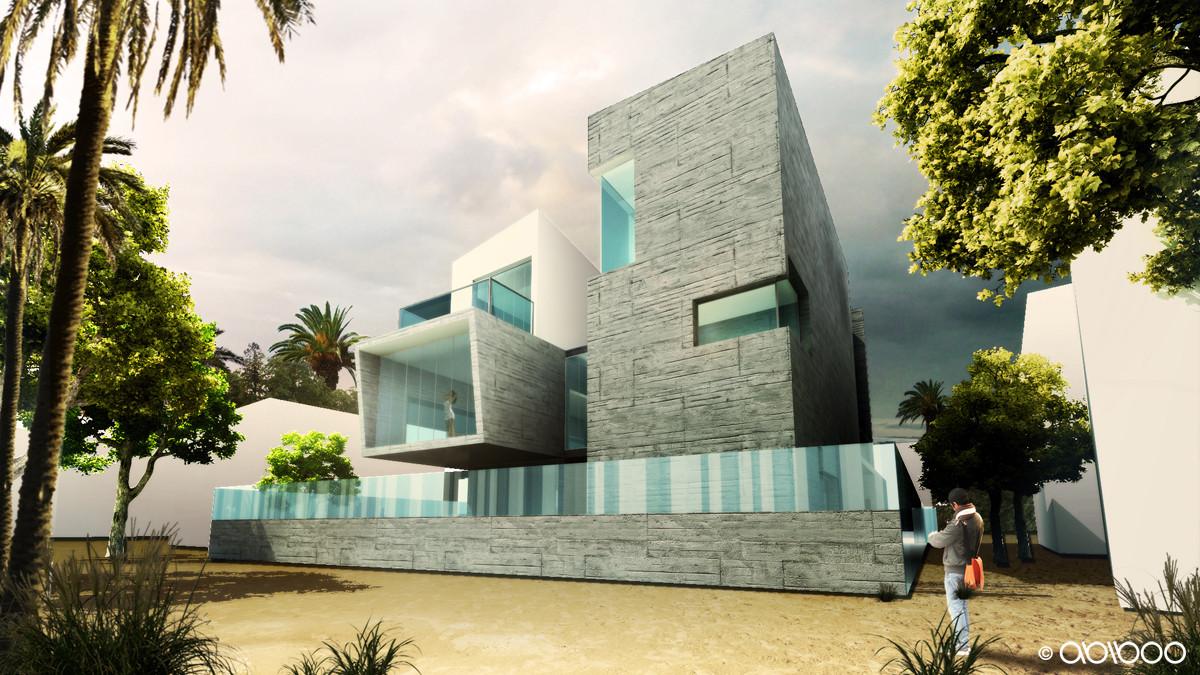 Casa Kelly / ABIBOO Architecture, Cortesia de ABIBOO Architecture