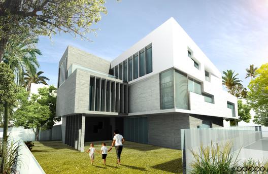 Cortesia de ABIBOO Architecture