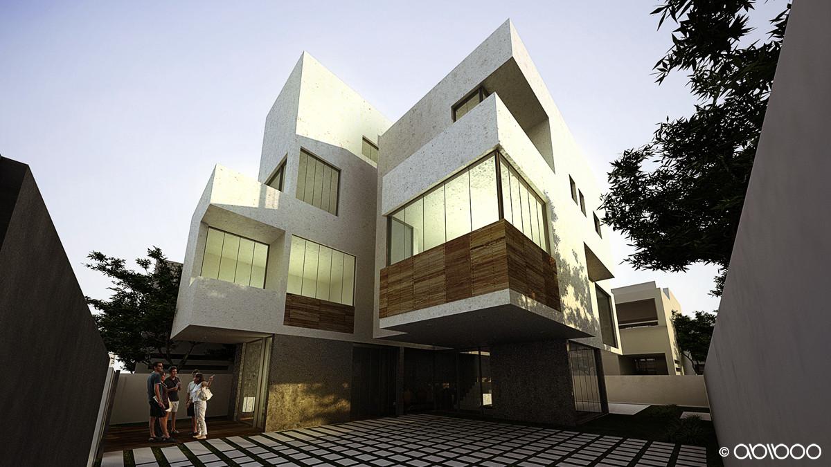 Casa Inder / ABIBOO Architecture, Cortesia de ABIBOO Architecture