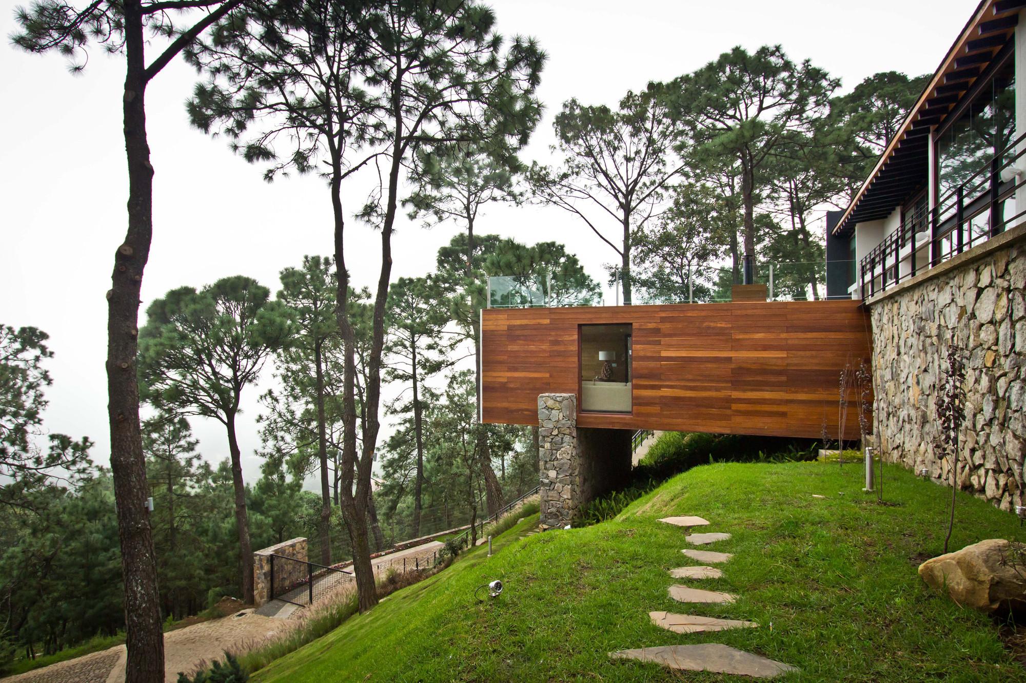 Gallery of the forest house espacio ema 8 - Casitas en el bosque ...