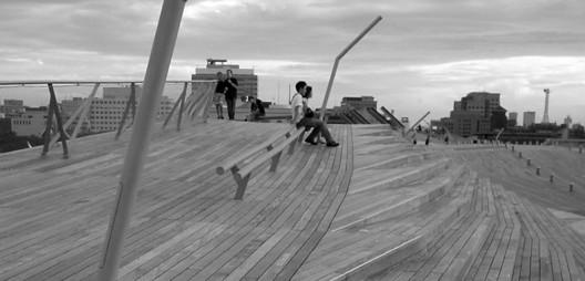 Cortesia de 30-60 cuaderno latinoamericano de arquitectura