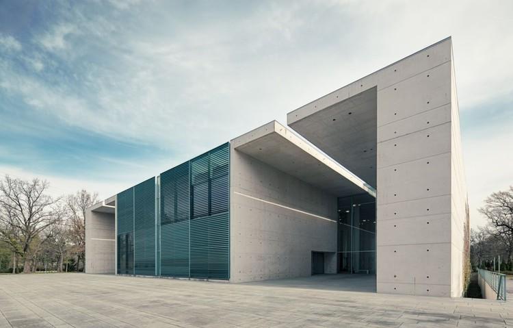 Crematorio Baumschulenweg / Shultes Frank Architeckten, © Mattias Hamrén