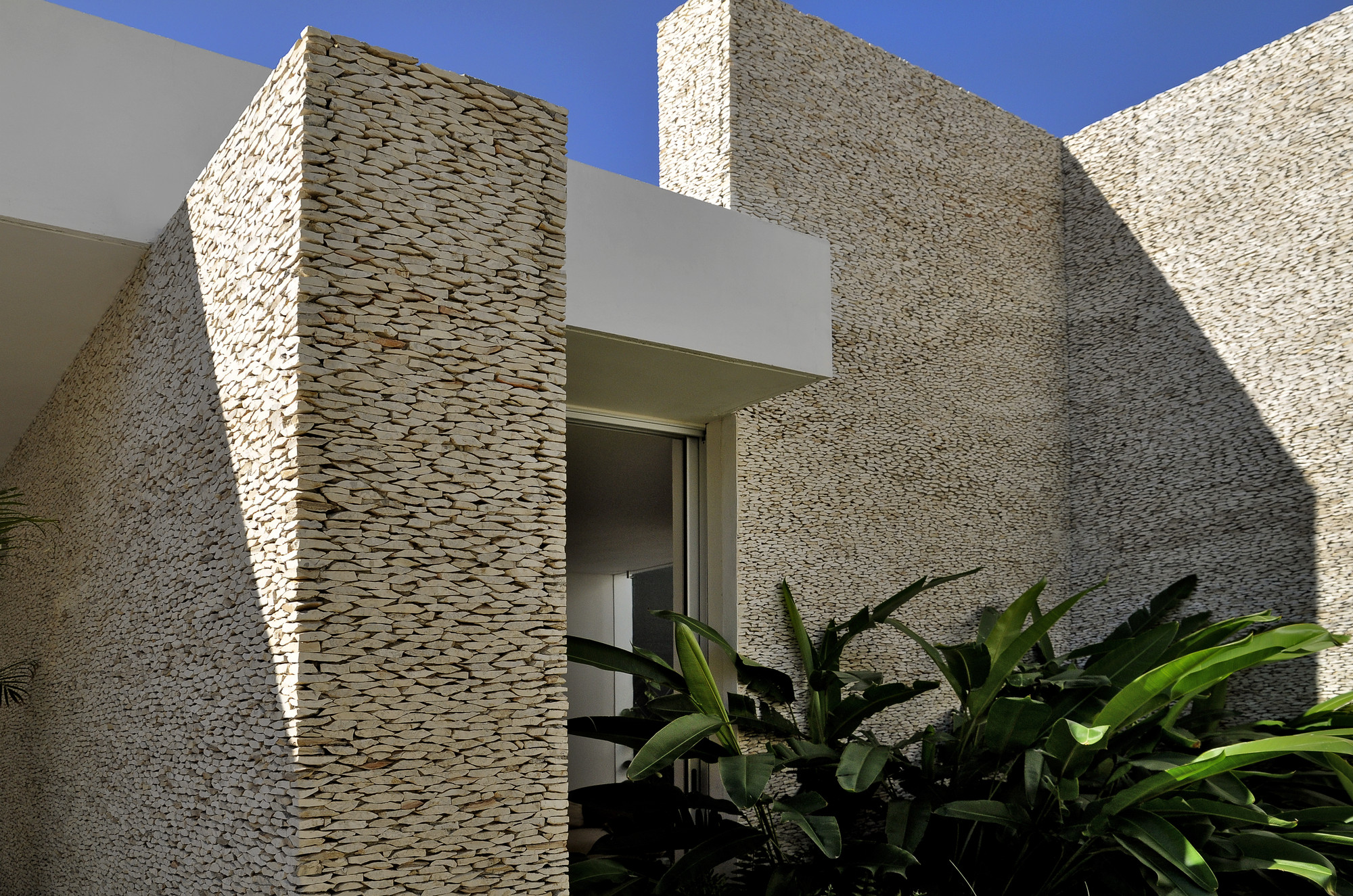 Wall Structure Design Images : Galer?a de casa rajuela mu?oz arquitectos