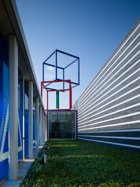Gallery of chesapeake child development center elliott for Design development architecture