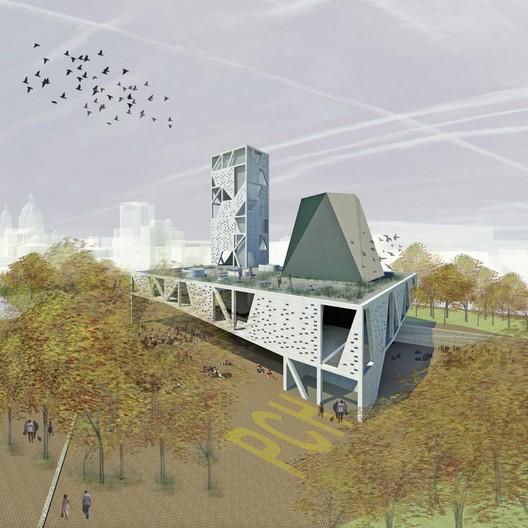 © Jodoin Pratte Lamarre et Associés Architectes