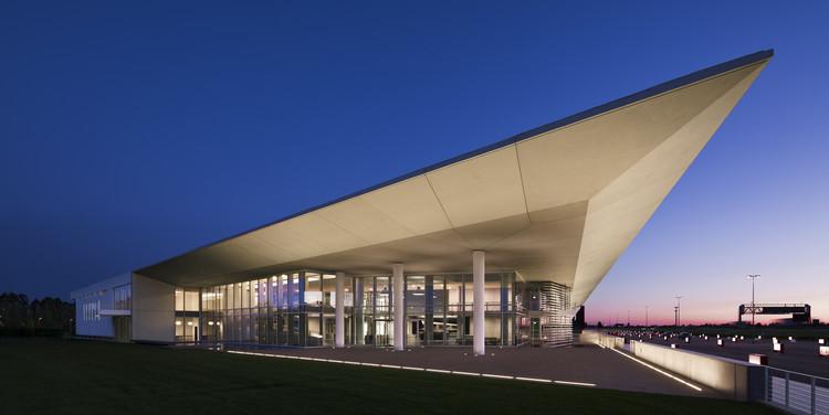 Italcementi i.lab / Richard Meier & Partners, © Scott Frances – OTTO