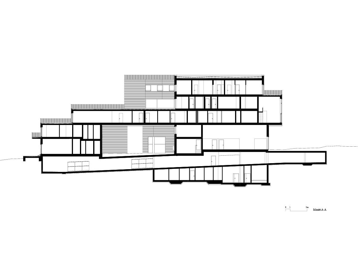 Housing and Shops / Christ & Gantenbein