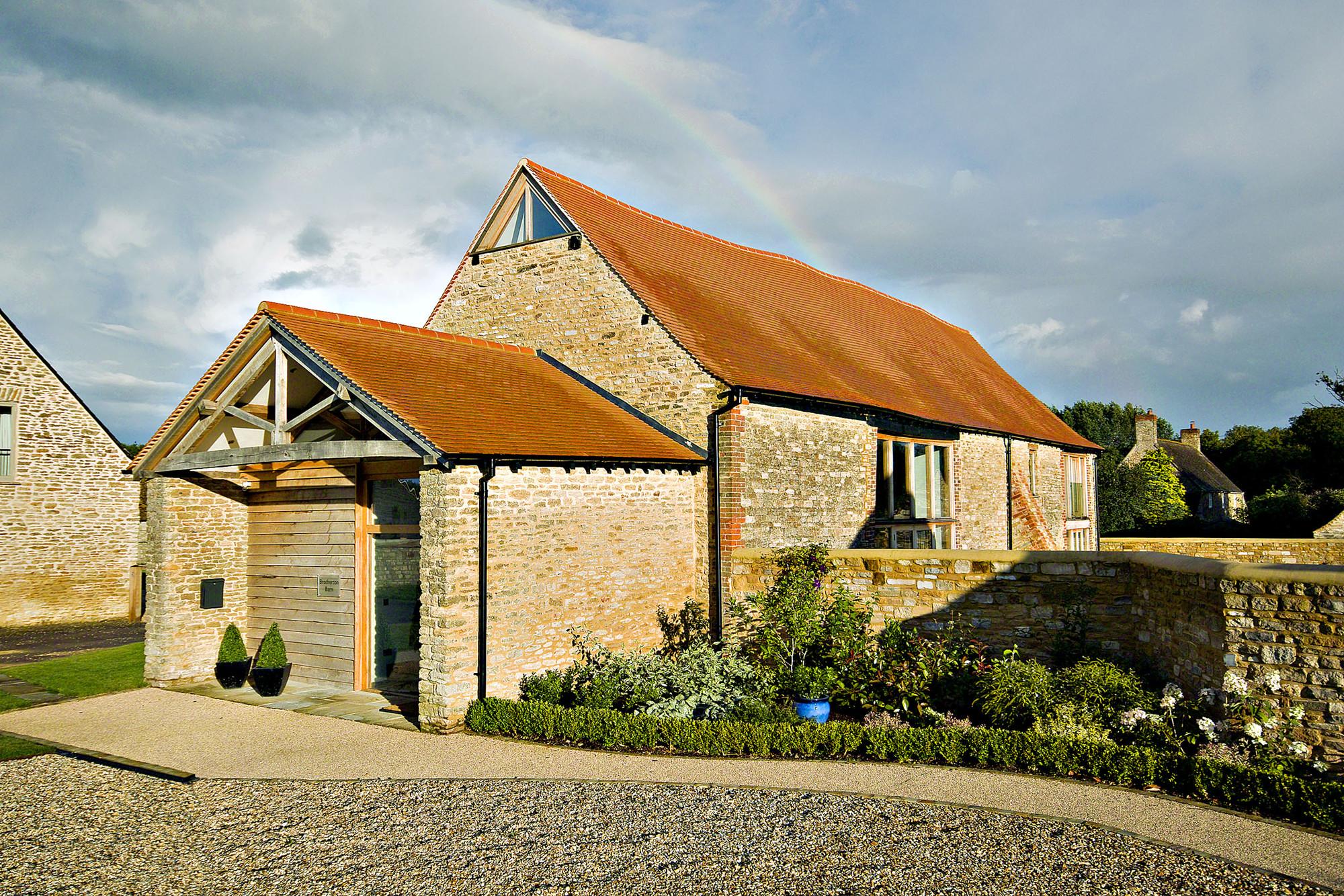 Brotherton Barn / The Anderson Orr Partnership