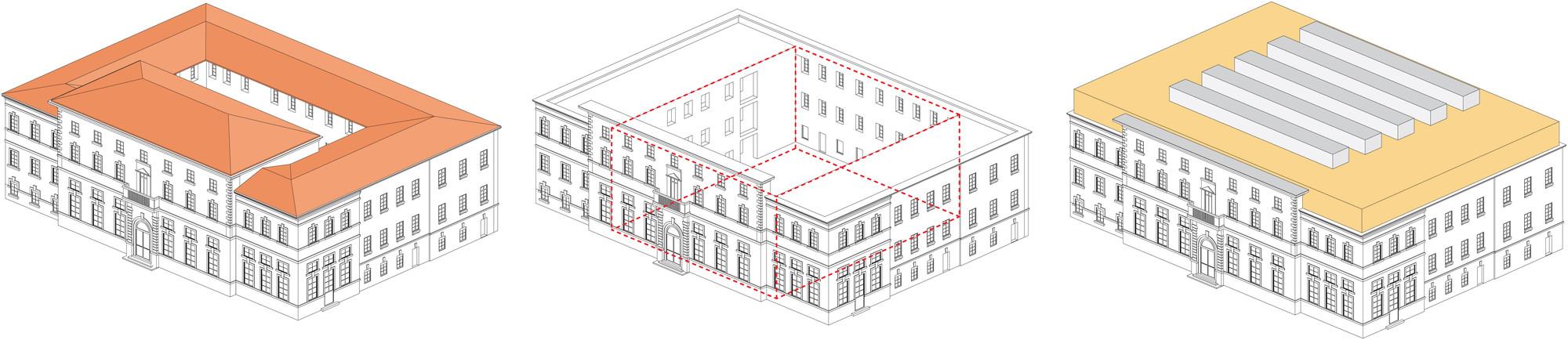 AZPA to Transform Nineteenth Century Building into Locarno Film Festival Headquarters