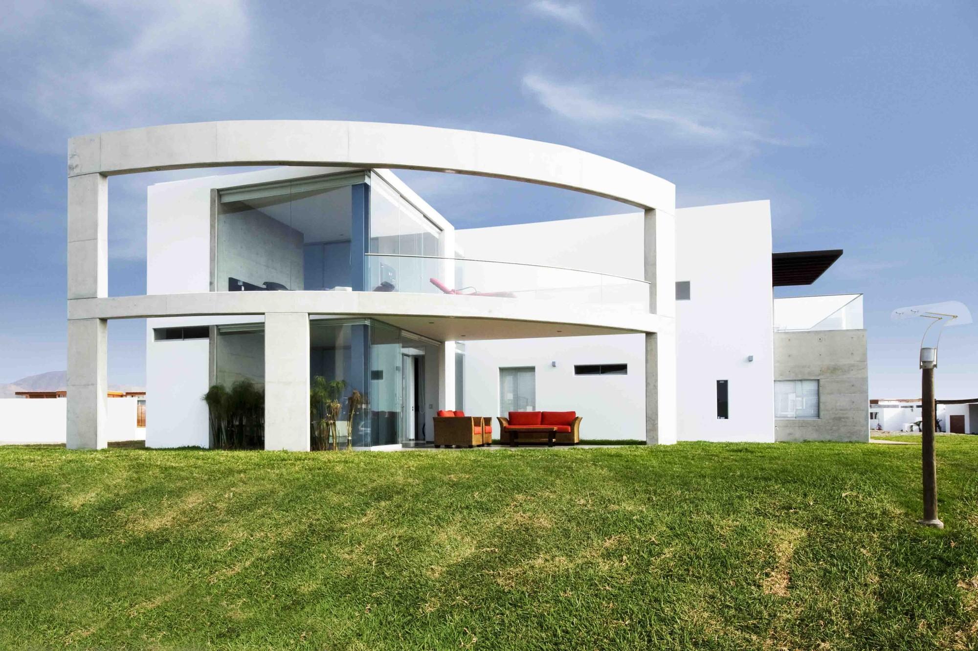 Casa en Puerto Nuevo / Juan Carlos Doblado, © Elsa Ramírez