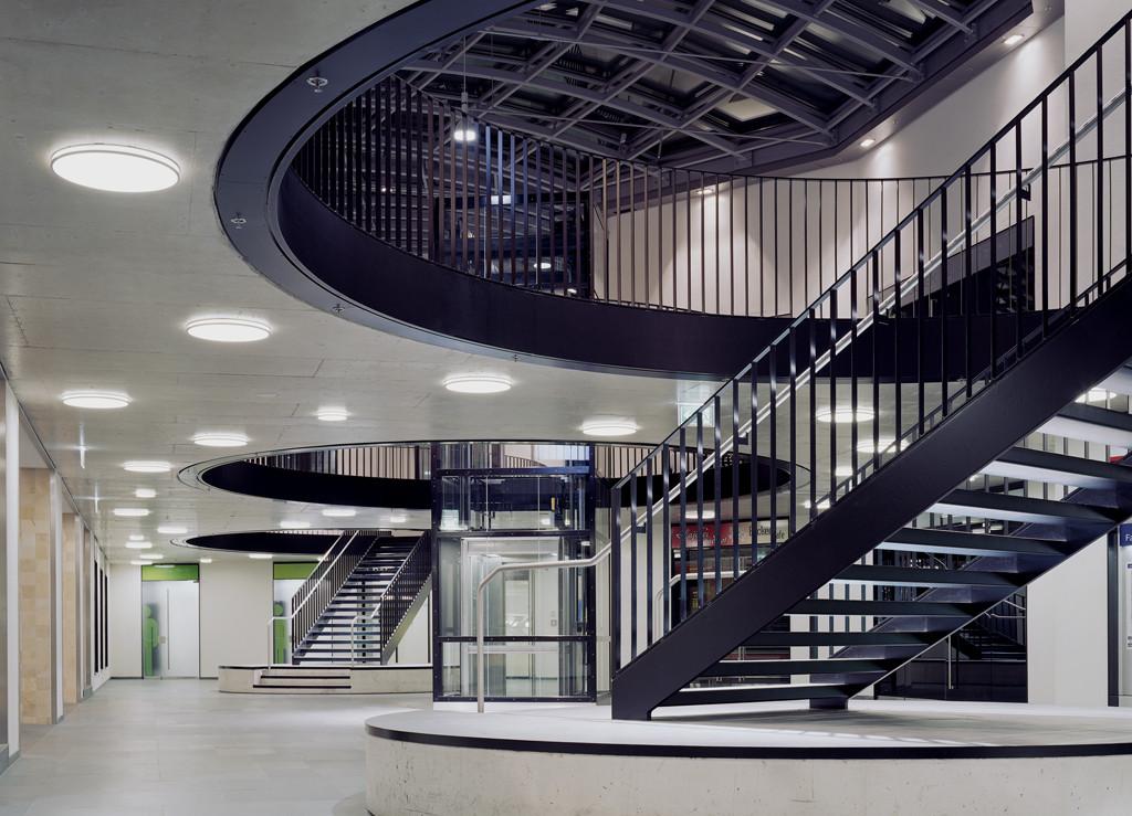 Station Hameln / Scheidt Kasprusch Archiekten, © Andreas Braun & Rainer Gollmer