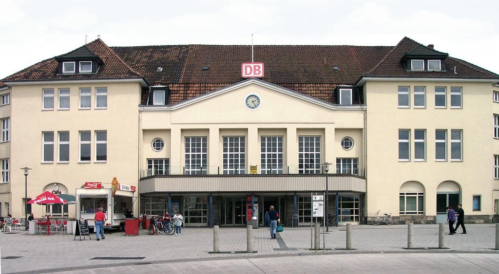 Station Hameln / Scheidt Kasprusch Archiekten