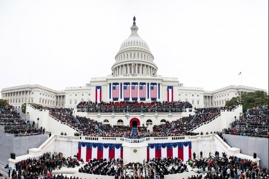 January 21, 2013, Inaugural Speech; Official White House Photo by Lawrence Jackson