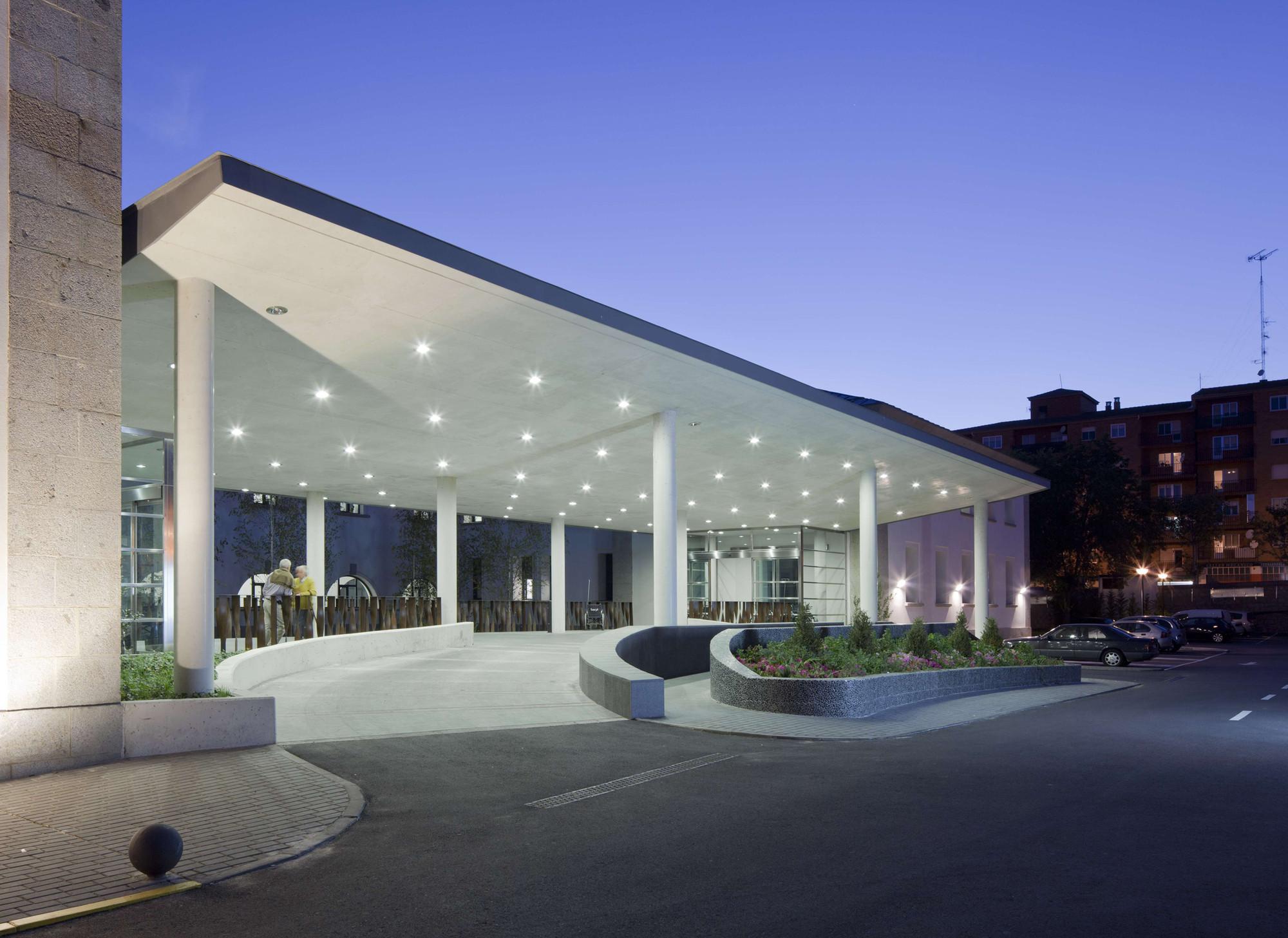 Hospital de Avila / EACSN
