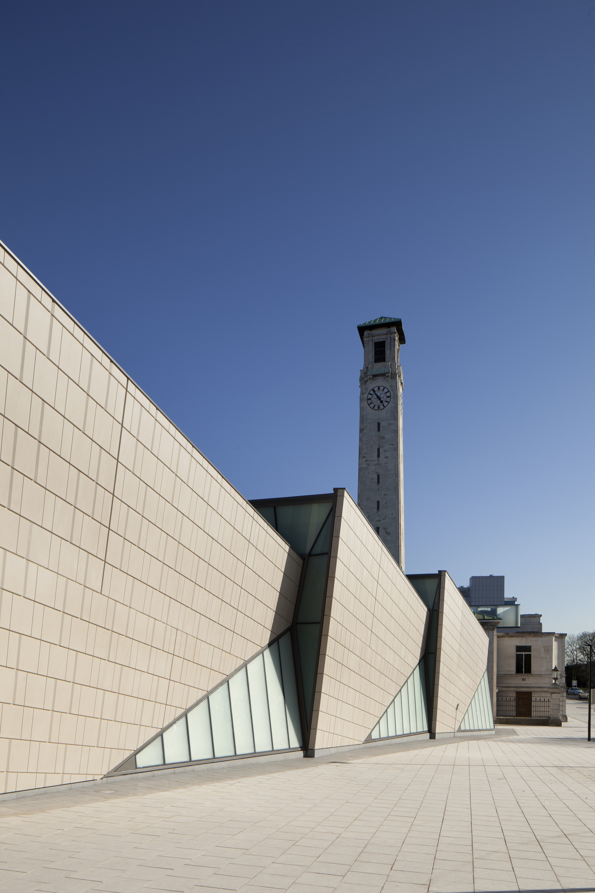 Sea City Museum / Wilkinson Eyre Architects
