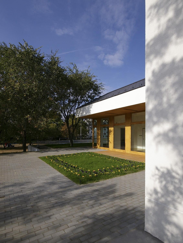 Congregation House / SAGRA Architects