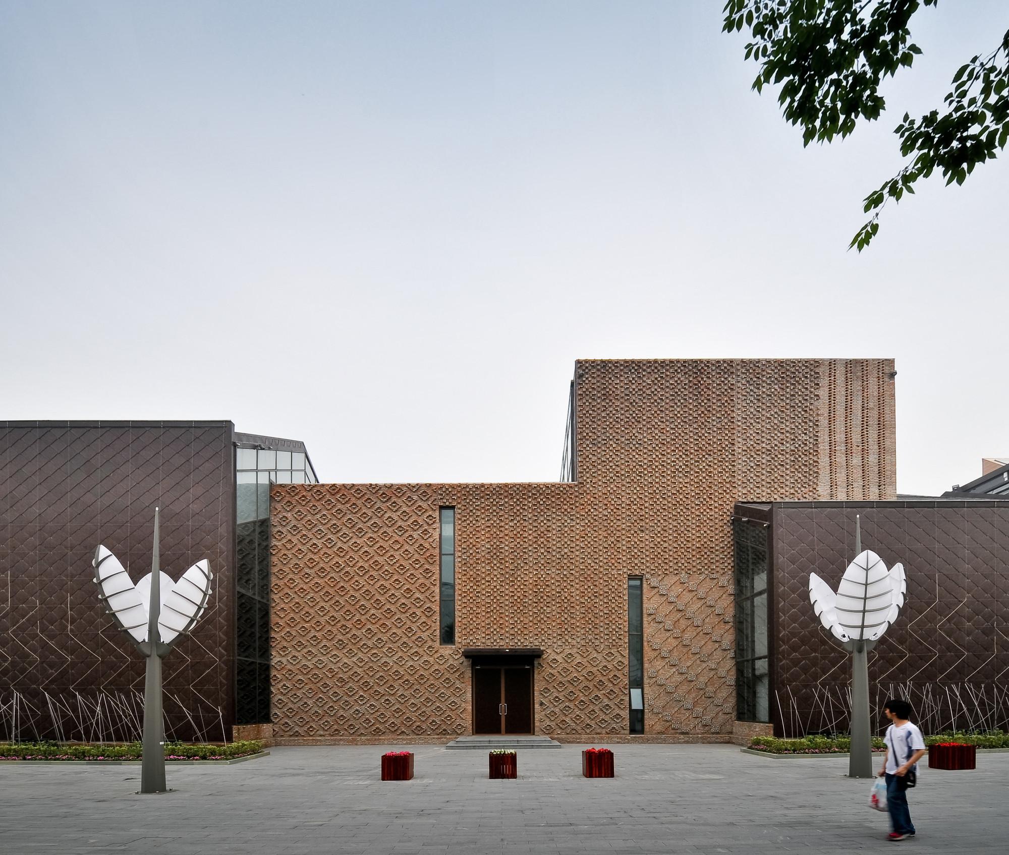 Pavilion 4 / HMA Architects & Designers