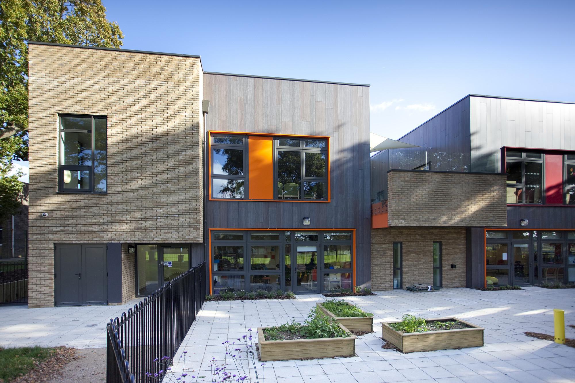 Mid-Sussex Special School / Re-Format