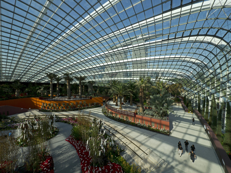 Cooled Conservatories at Gardens by the Bay / Wilkinson Eyre Architects, Courtesy of Wilkinson Eyre Architects