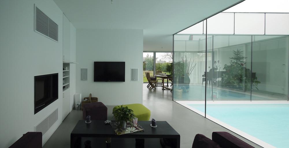 (((DB))) HOUSE / Avignon-Clouet Archiectes
