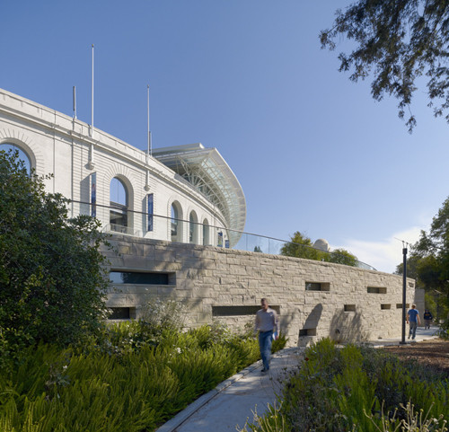 OLIN Leads Master Planning for UC Berkeley's California Memorial Stadium