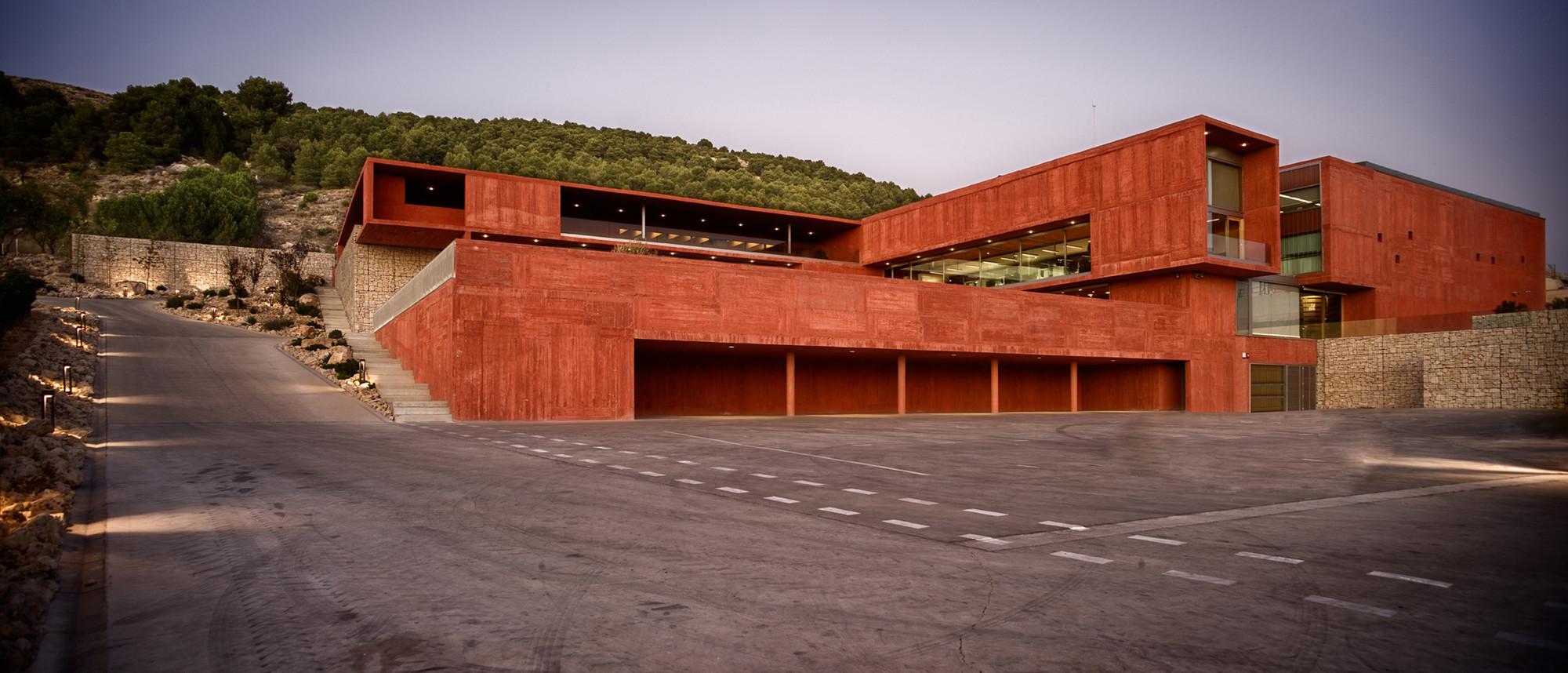 Pago de Carraovejas Winery / Estudio Amas4arquitectura , © José María Díez Laplaza