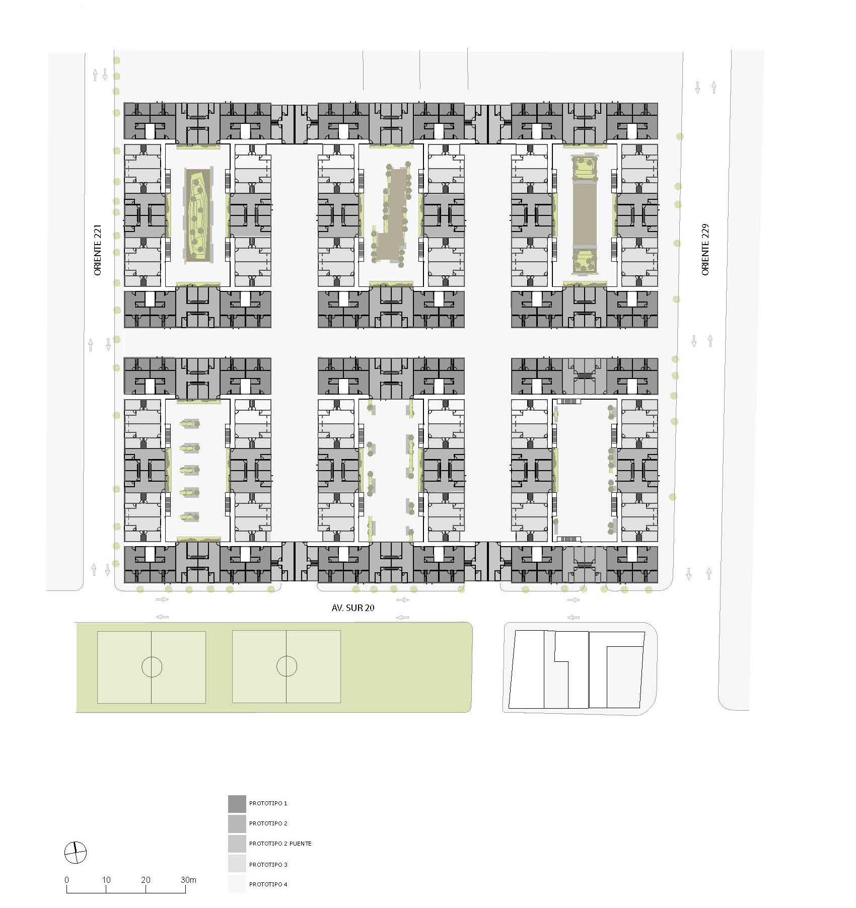 In Progress: Integrara Iztacalco / arquitectura 911sc