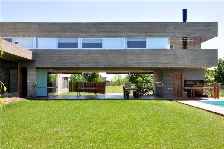 Casa KM / Estudio Pablo Gagliardo, Cortesía de Estudio Pablo Gagliardo