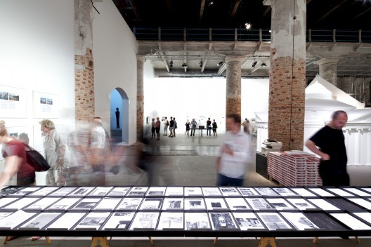 "Icon selects San Rocco as Emerging Architect of the Year, ""Books of Copies"" at the 13th Venice Biennale"