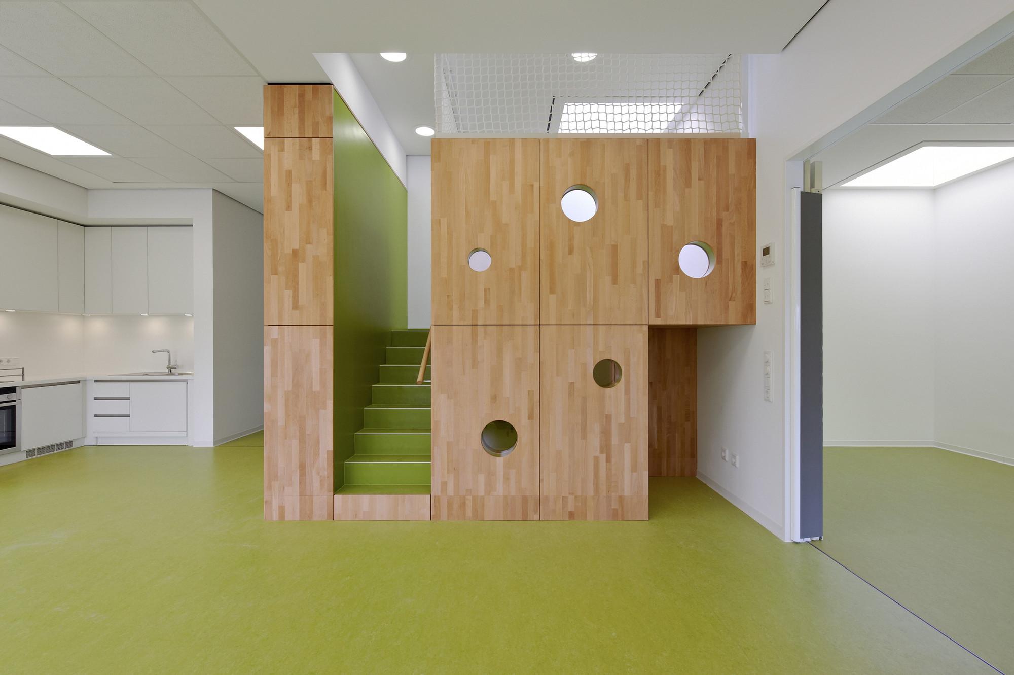 Day Care ThyssenKrupp Quarter Essen / JSWD Architekten