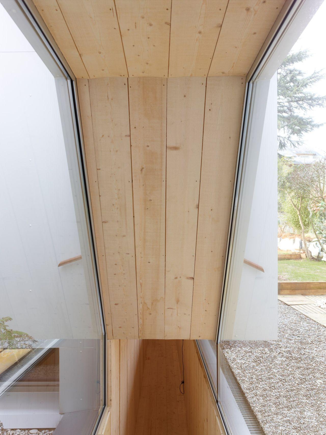 Down Up House / Avignon-Clouet Architectes
