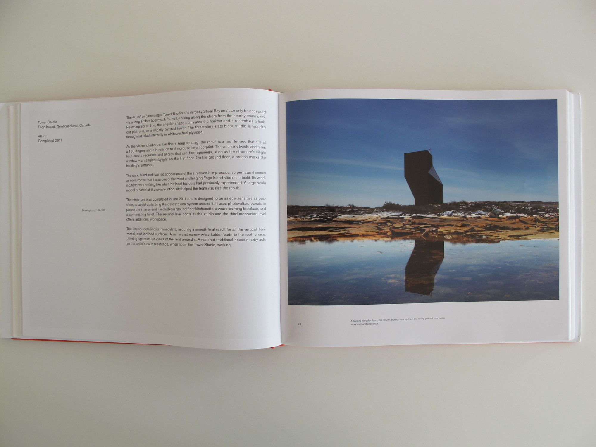 Todd Saunders: Architecture in Northern Landscapes