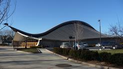 AD Classics: David S. Ingalls Skating Rink / Eero Saarinen