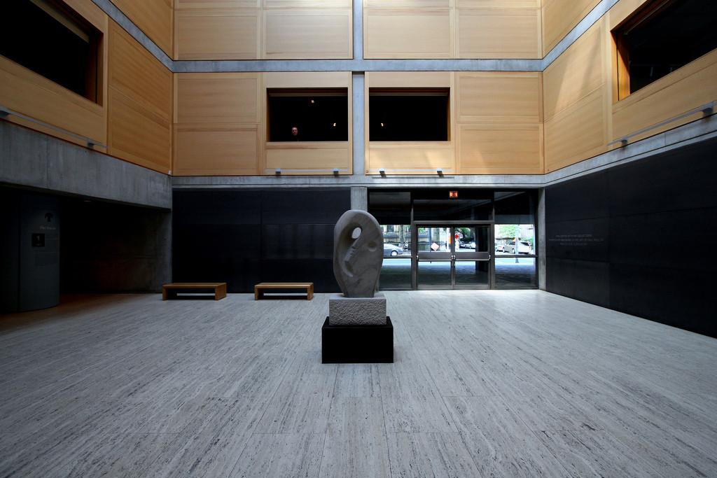 AD Classics: Yale Center for British Art / Louis Kahn