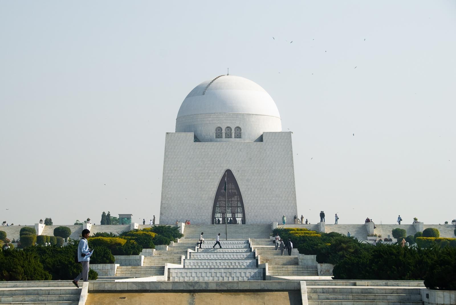 AD Classics: Mazar-e-Quaid (National Mausoleum) / Yahya Merchant