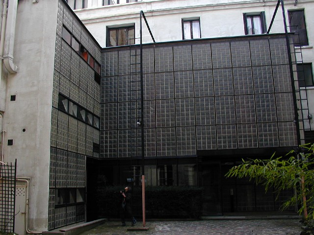 Gallery of ad classics maison de verre pierre chareau bernard bijvoet 5 - Maison de verre ...