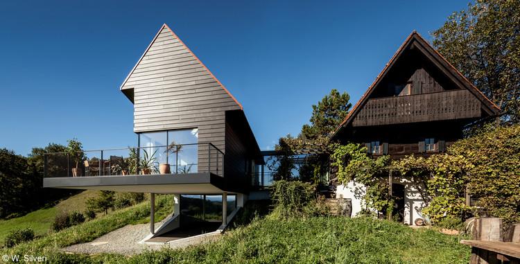 Haus am Steinberg / HoG Architektur, © Wolfgang Silveri