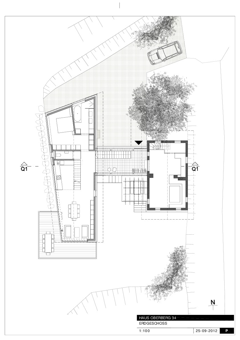 Haus am Steinberg / HoG Architektur