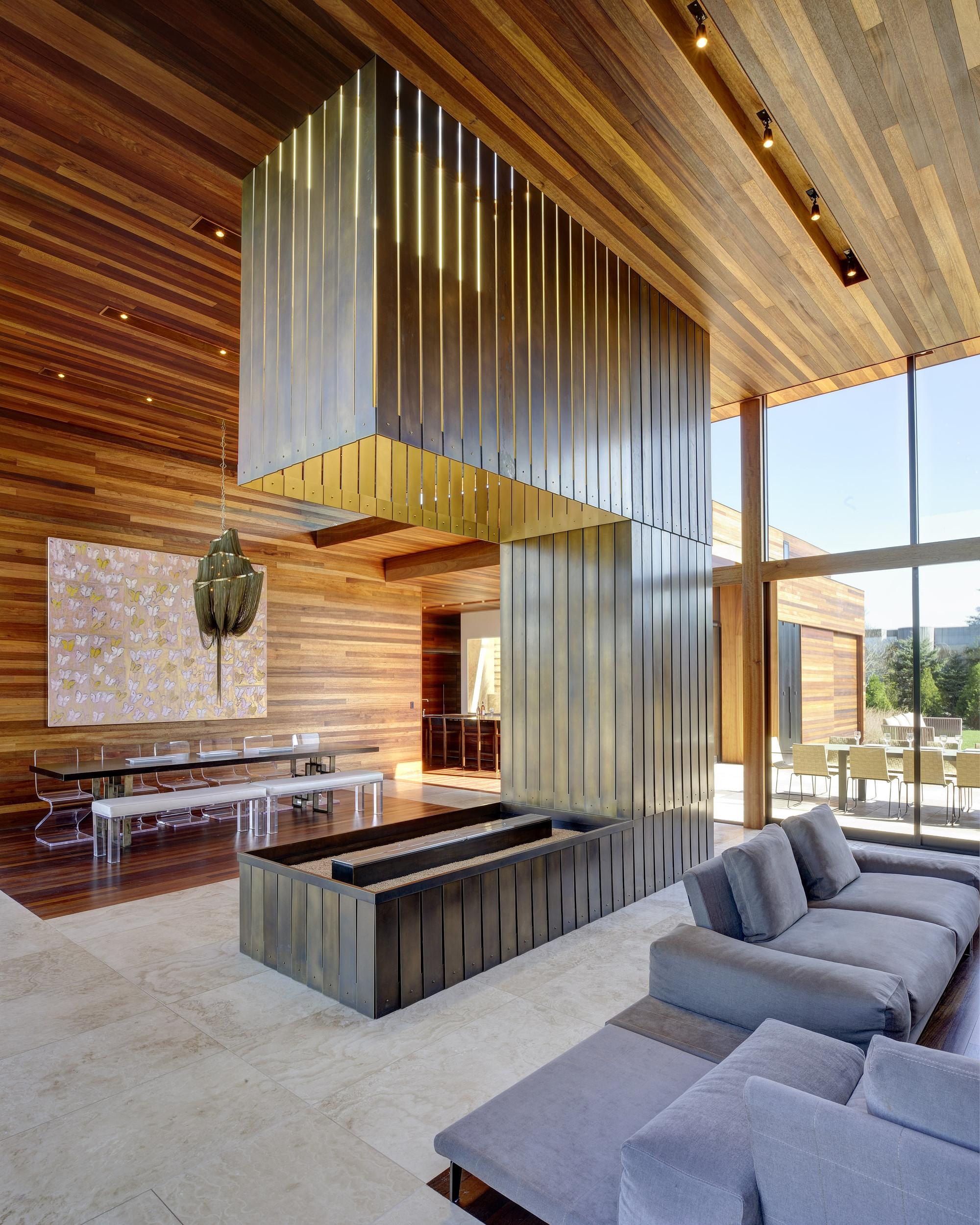Sam's Creek / Bates Masi Architects