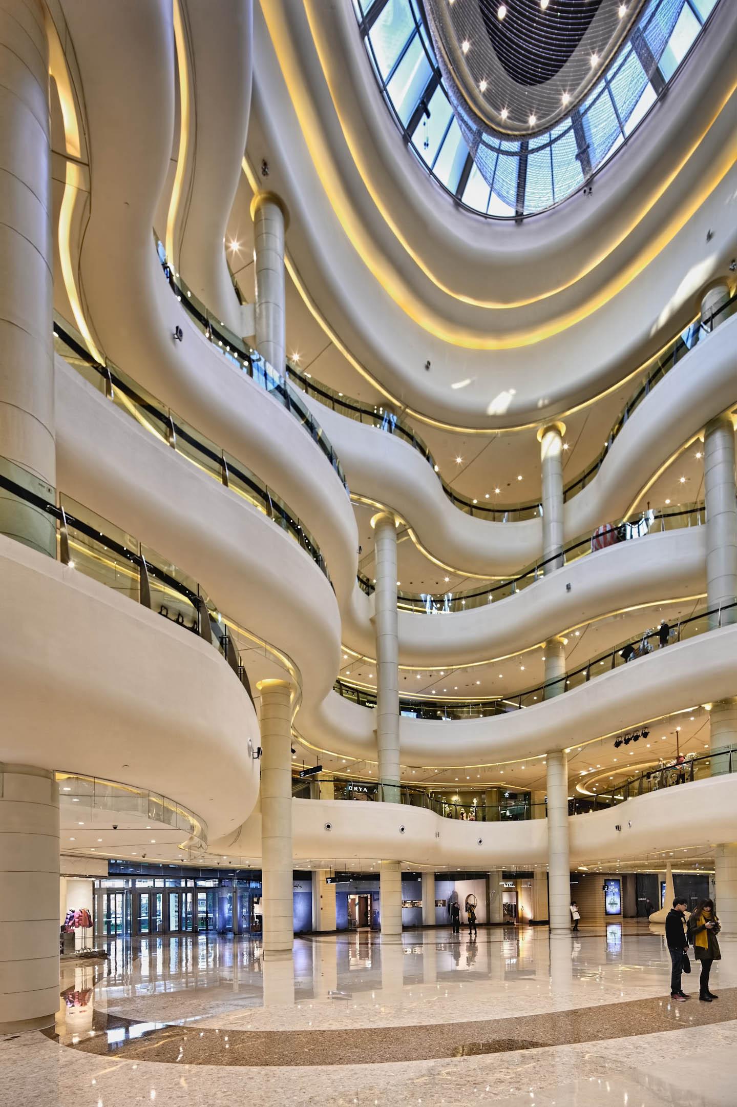 Galaxay Mall / tvsdesign