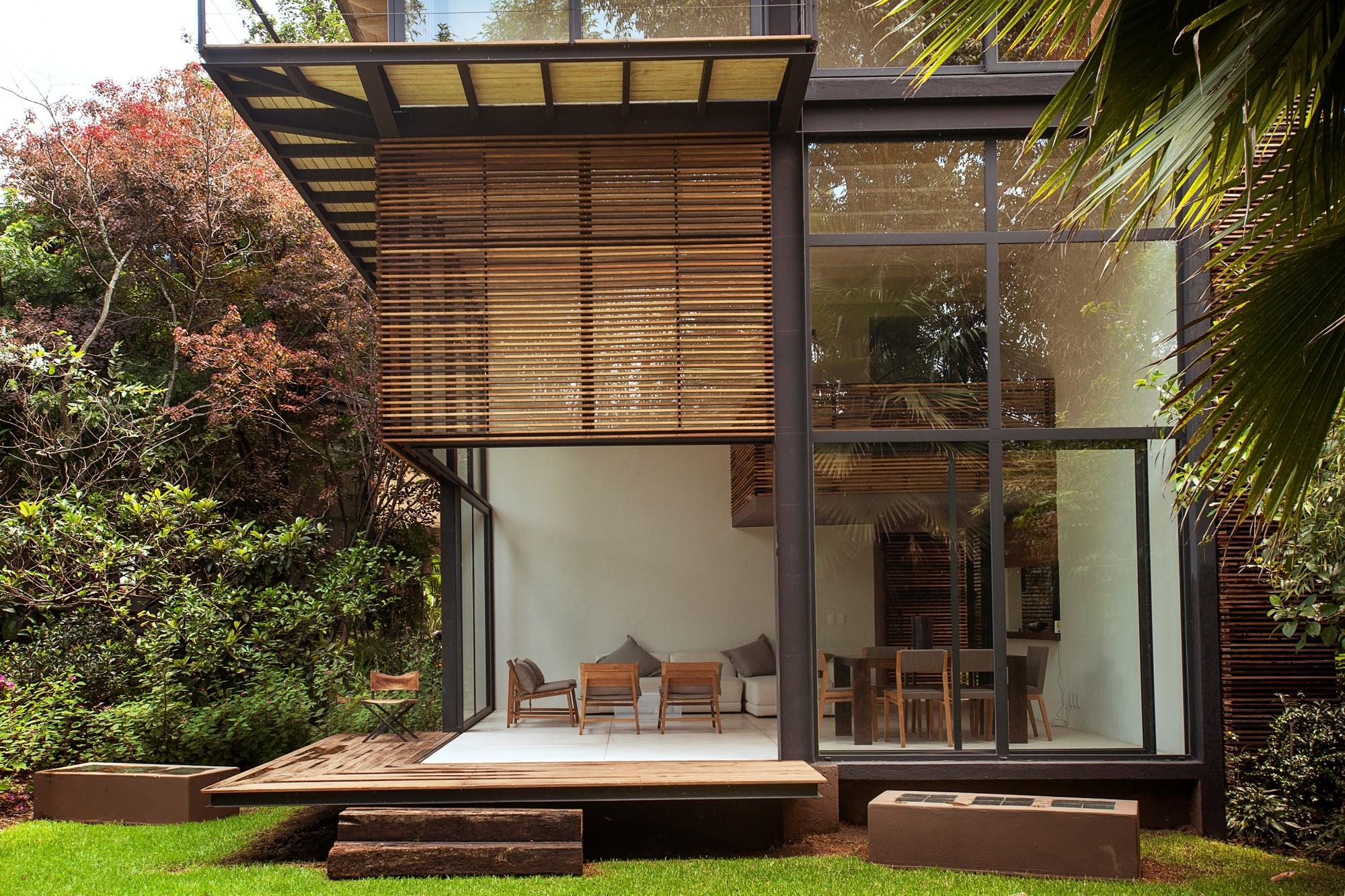Gallery of chipicas town houses alejandro sanchez garcia - Casas de arquitectos ...