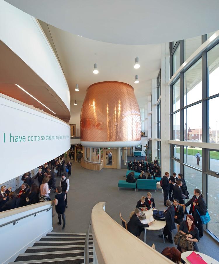 All Saints' Academy / Nicholas Hare Architects, © Hufton & Crow