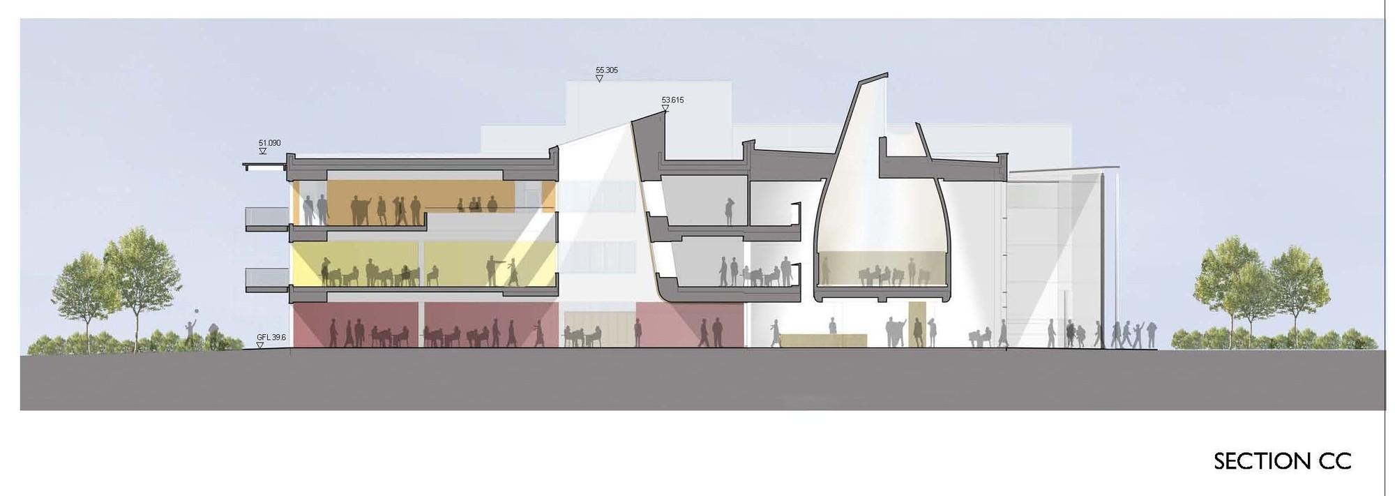 All Saints' Academy / Nicholas Hare Architects