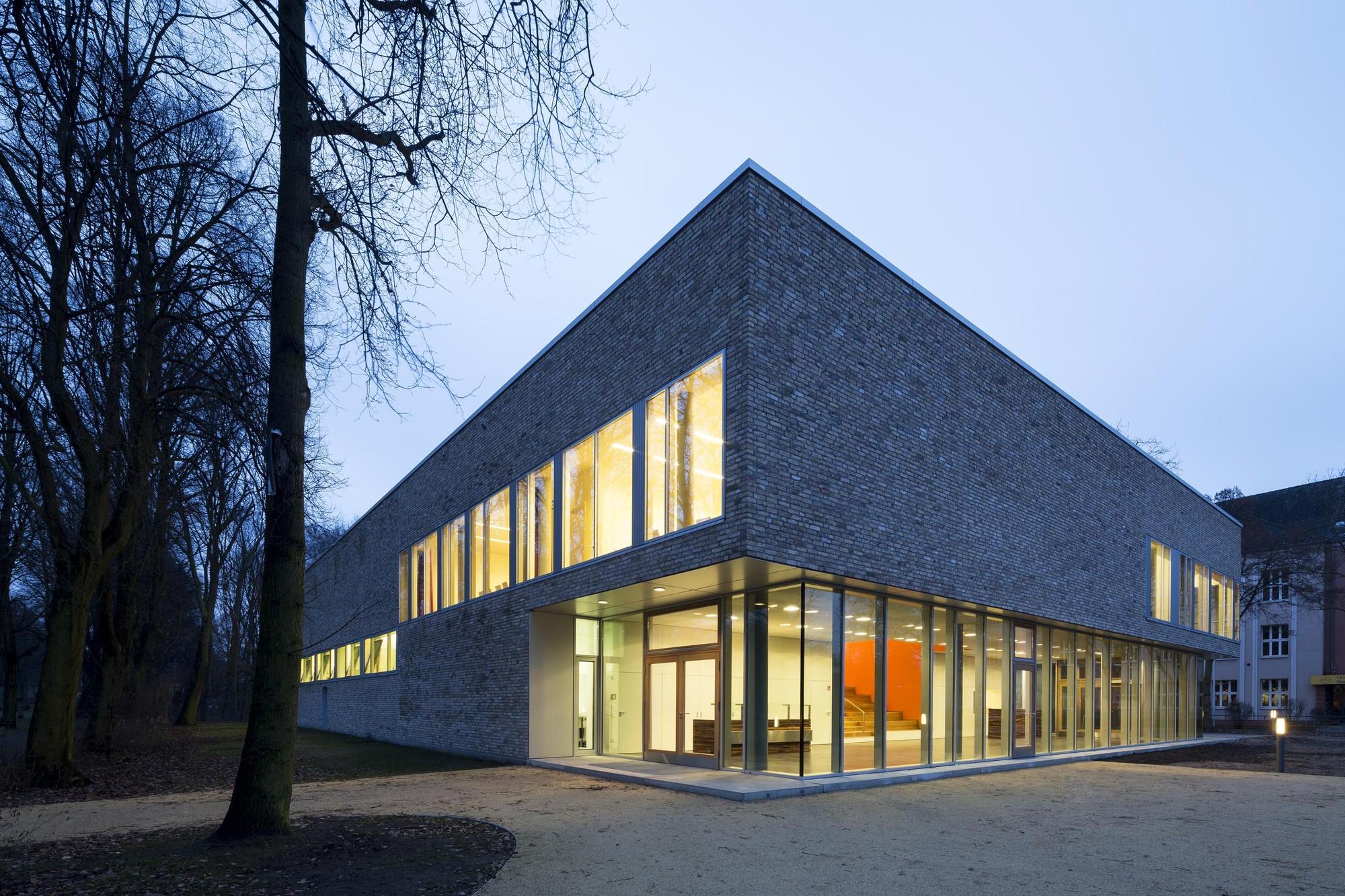 Sprach und Bewegungszentrum / eins:eins architekten, © Bernadette Grimmenstein