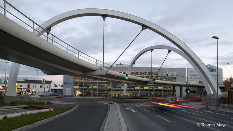 Puente Ueberflieger / Agirbas & Wienstroer, © Thomas Mayer