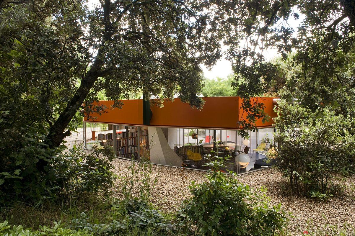 Silicon House / Selgas Cano, © Pablo Zuloaga