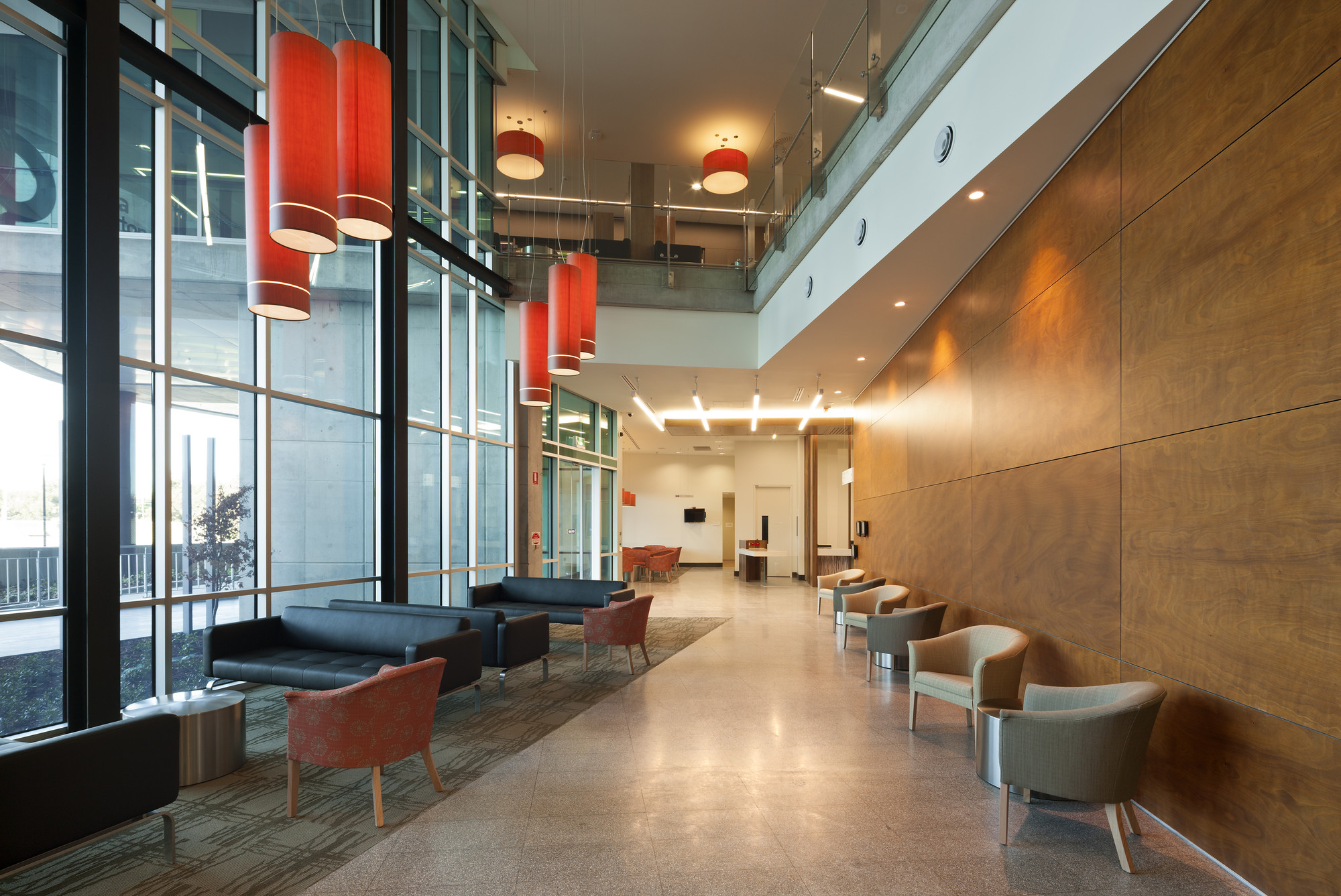 Olivia Newton-John Cancer and Wellness Centre / Jackson Architecture +