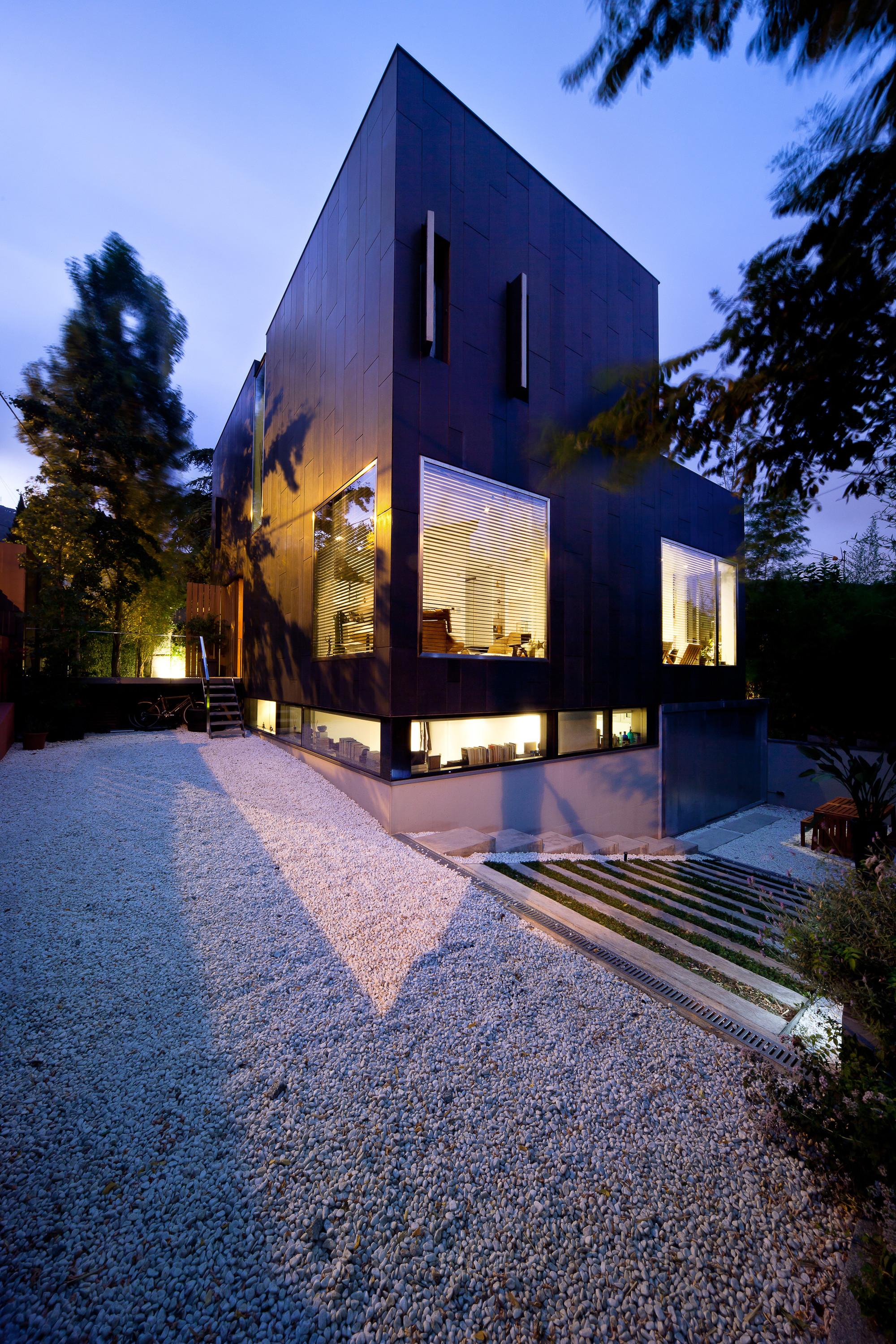 Casa TdM / Bbats+Tirado, © Francisco Nogueira