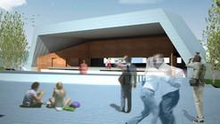 Primer Lugar Concurso Renovación Anfiteatro Cocomarola / Bertolini - Bottega - Raymundo