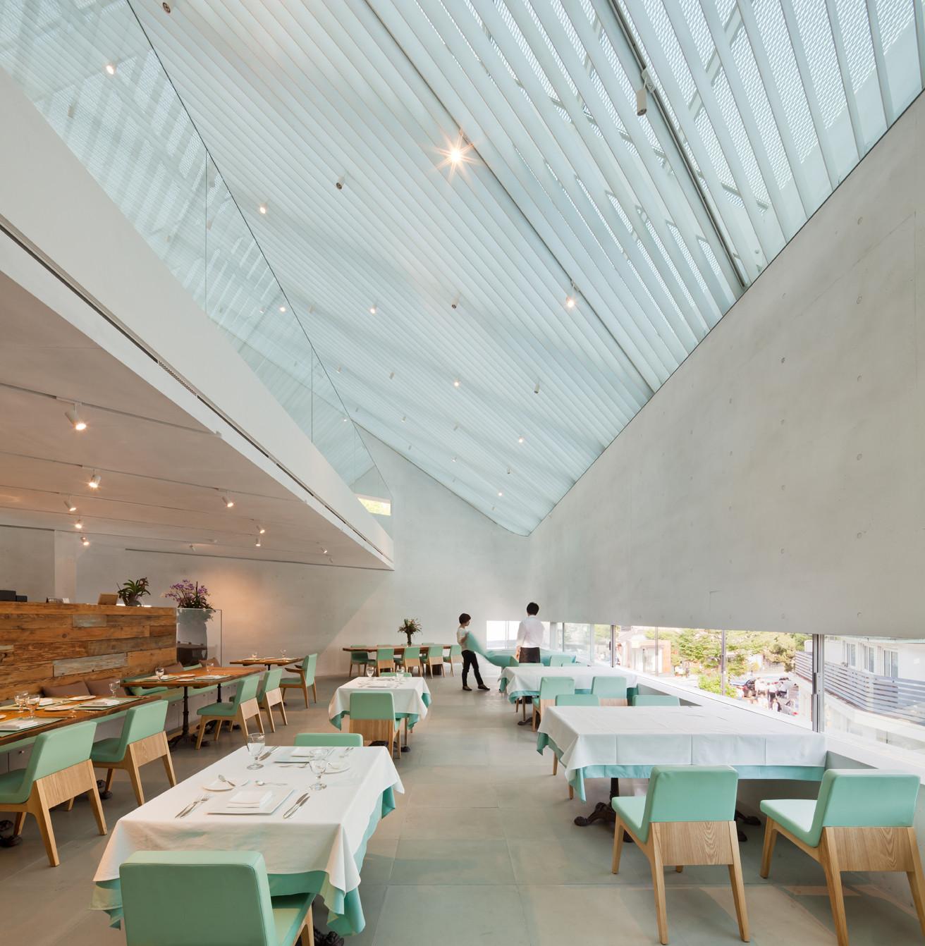 Songwon Art Center / Mass Studies